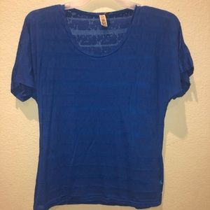 BKE blue t-shirt
